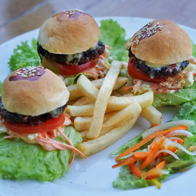 Sankou - Burger - 2 avenue Desfeux, Boulogne-Billancourt